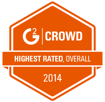 g2 crowd best of 2014 highest rated overall