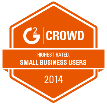 g2 crowd best of 2014 highest rated small biz